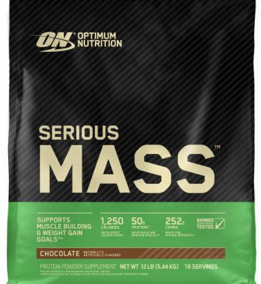3 Reasons Why You Should Buy a Mass Gainer