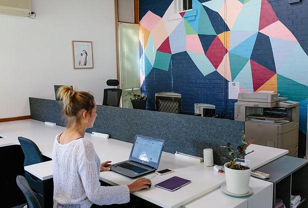 Little City Coworking Flexi Desk