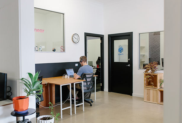 Little City Coworking Permanent Desk