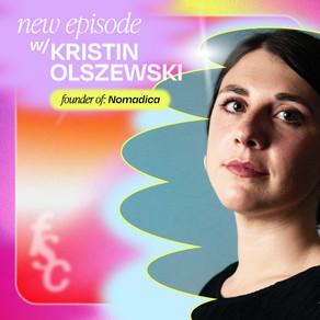 Nomadica's Kristin Olszewski on the feeling of throwing away $25,000 worth of stock because it's BAD