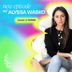 How to differentiate your fashion brand in a saturated market with DONNI founder Alyssa Wasko
