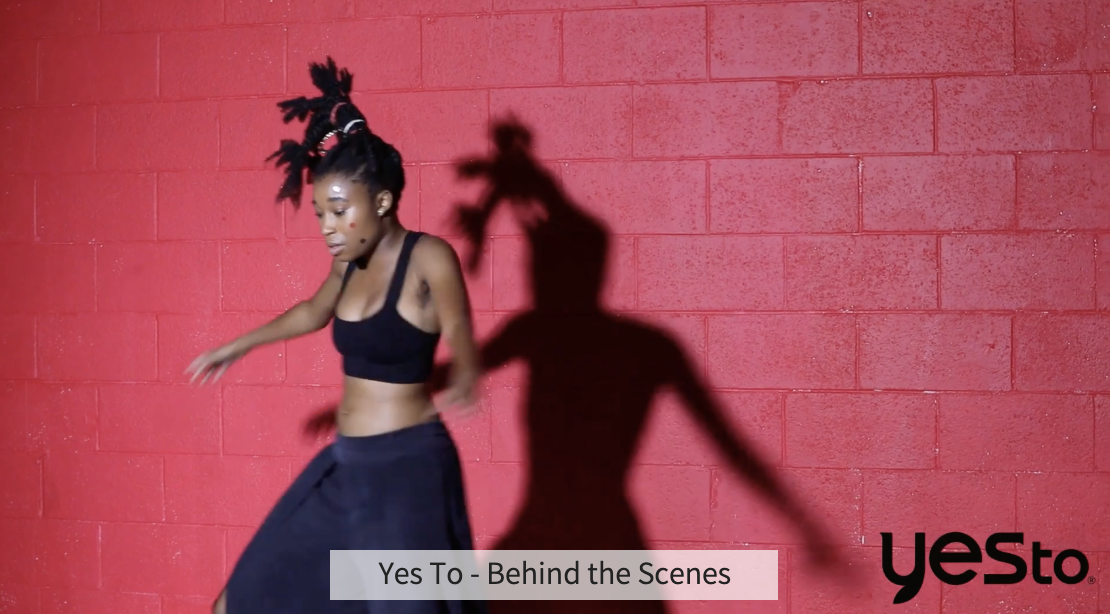 "Yes To ""Behind the Scenes"""
