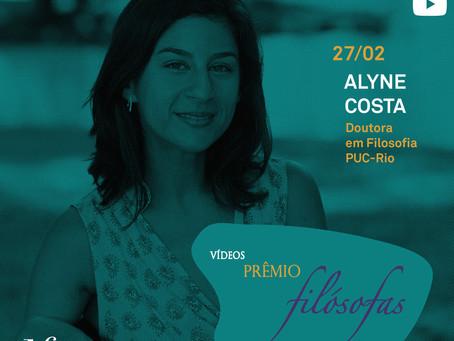 Série de Vídeos Prêmio Filósofas - primeiro vídeo no ar!