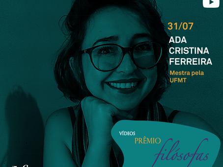 Série Prêmio Filósofas: vídeo novo no ar!
