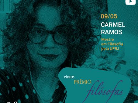 Mais um vídeo da Série Prêmio Filósofas!