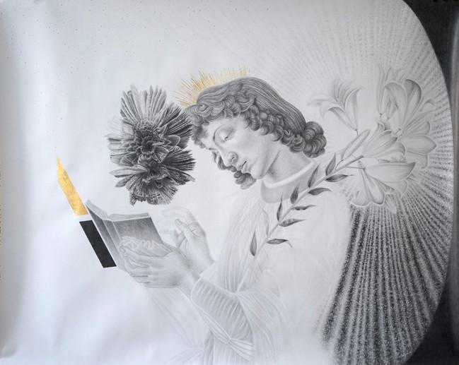 Mineraali ja Botticellin enkeli