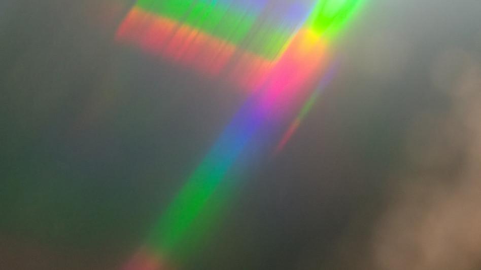 Spektri, päivänvalo