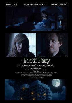 Tooth Fairy Poster A5- MEDIUM