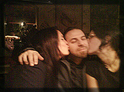 Tina, Don Martino & Claudia