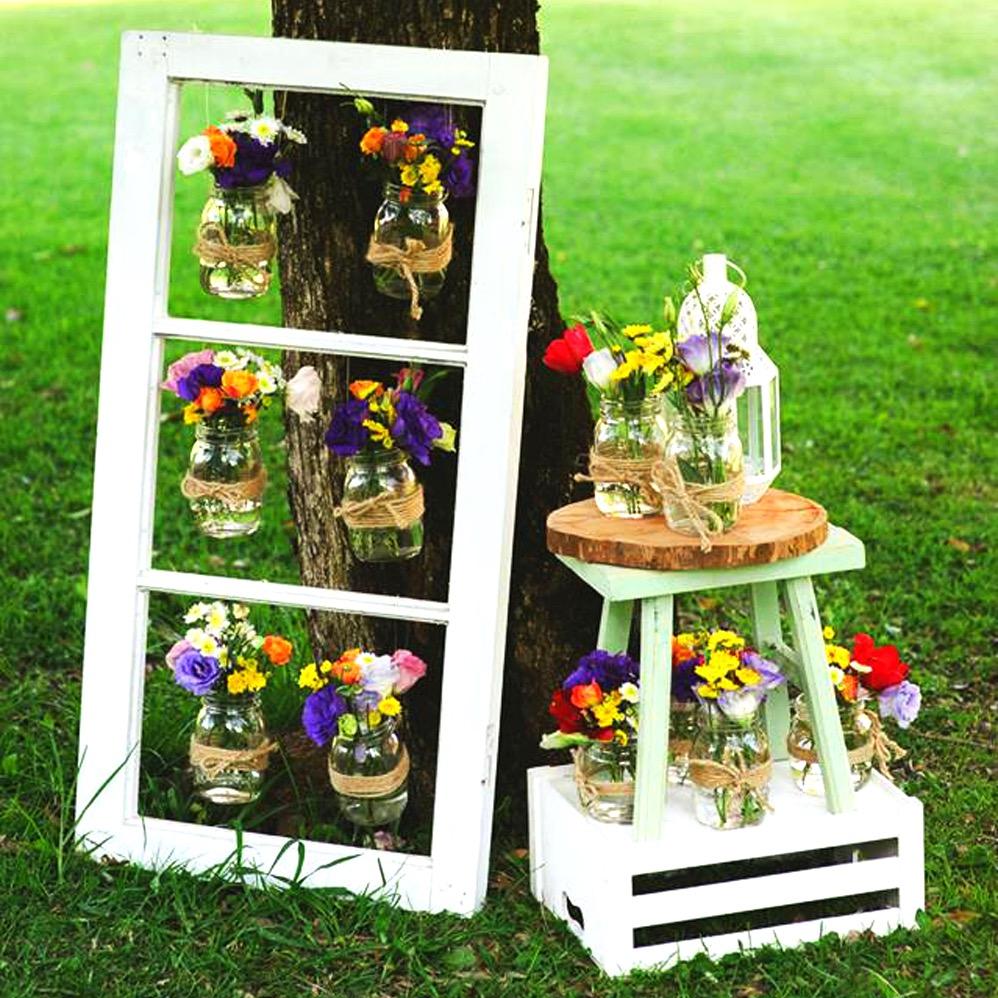 Decoración Matrimonio Campestre