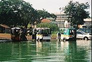 The lake is our carwash - Kisumu, Kenya