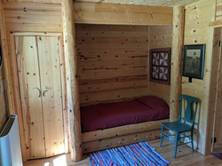 Twin cubby bed in south BR