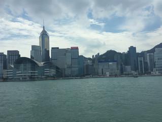 Dr. King zu Gast in Hong Kong