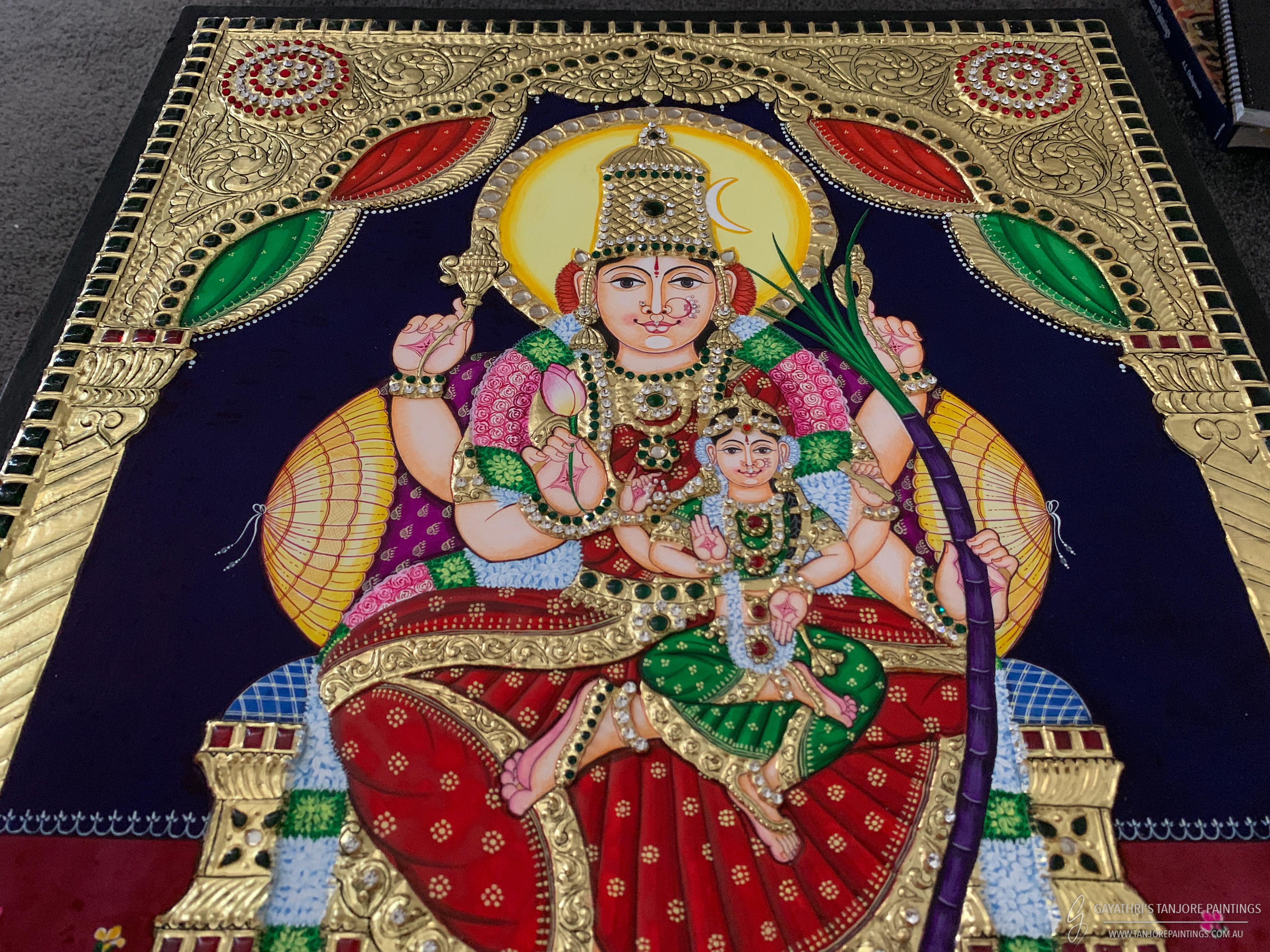 Sri Lalitha Bala Tiripura Sundari