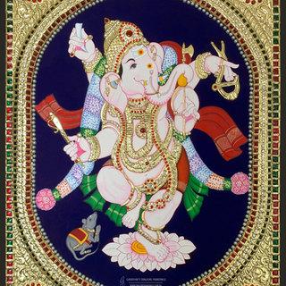 Bala Naatiya Ganapathy