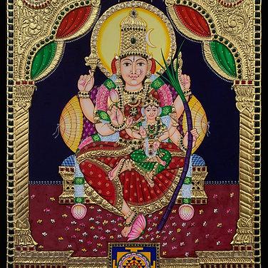 Sri Lalita Bala Tiripura Sundari