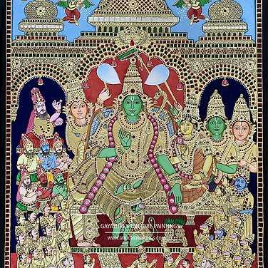 Ramar Pattabishekam