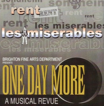 One Day More: A Musical Revue