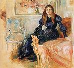 327px-Berthe_Morisot_-_Girl_with_Greyhound_-_1893.jpg