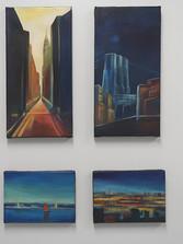hommage à Feininger