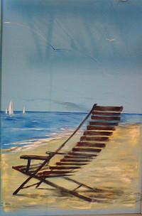 Peinture E.D'Orbo selectour pour M.Doury