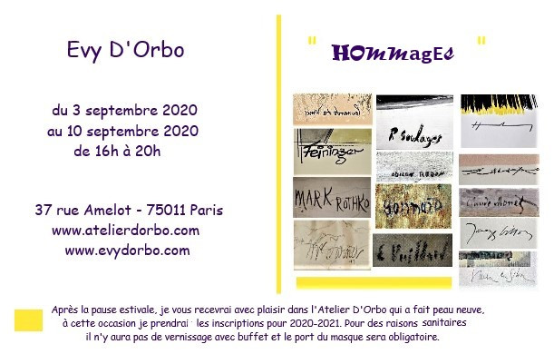 invitation 2020
