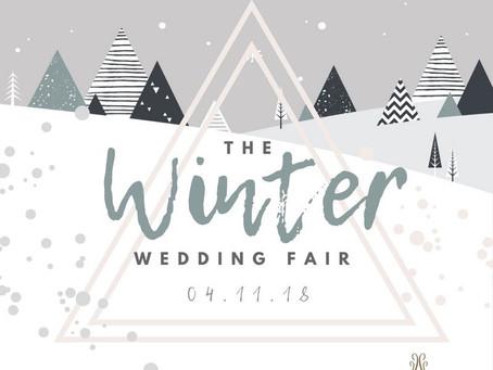 Winter wonderland wedding Fayre... Sunday 4th November 2018