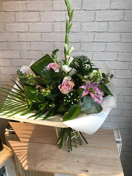 Lavender Handtied Bouquet