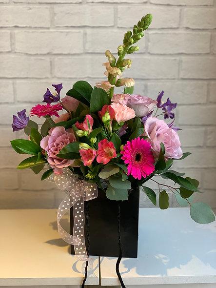 Florist Choice gift bag