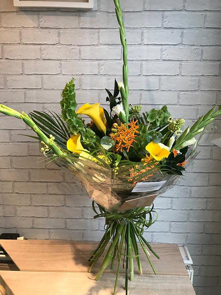 Sunshine Handtied Bouquet