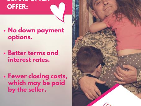 What VA Home Loans often offer?