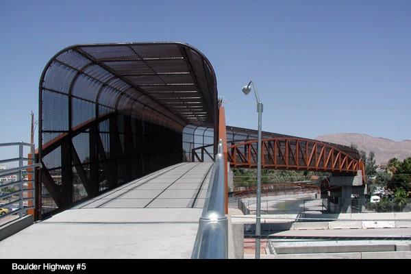 Pedestrian Bridges - Las Vegas, Nevada