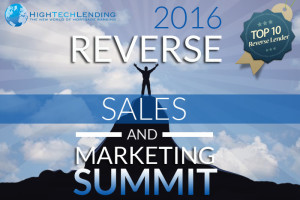 Proud Sponsor of HighTechLending, Inc's 3rd Annual Reverse Sales and Marketing Summit