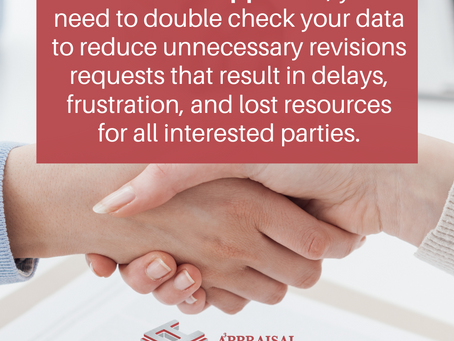 Double check your data!