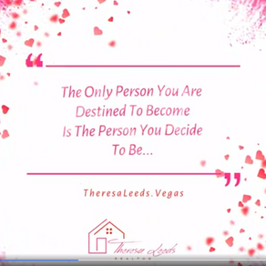 Theresa Leeds - Las Vegas Realtor  |  Motivational Quotes For Real Estate