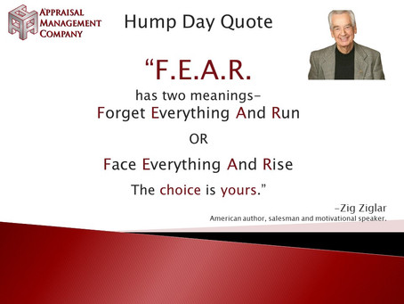 Hump Day Quote