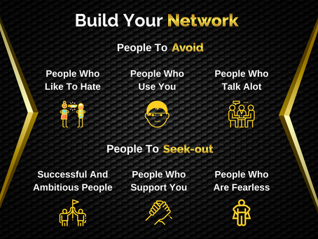 Build Your Network | Business Tips
