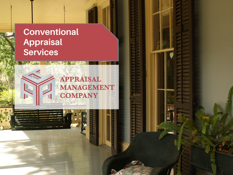 Conventional Appraisal.