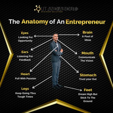 The Anatomy of an Entrepreneur.