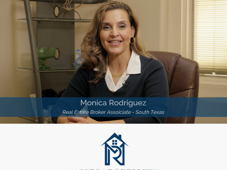 Monica Rodriguez is a Real Estate Agent who was born and raised in the Rio Grande Valley, Texas.