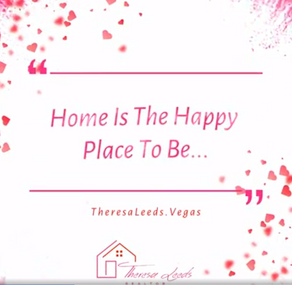 Home Is The Happy Place To Be  |  Real Estate Quote