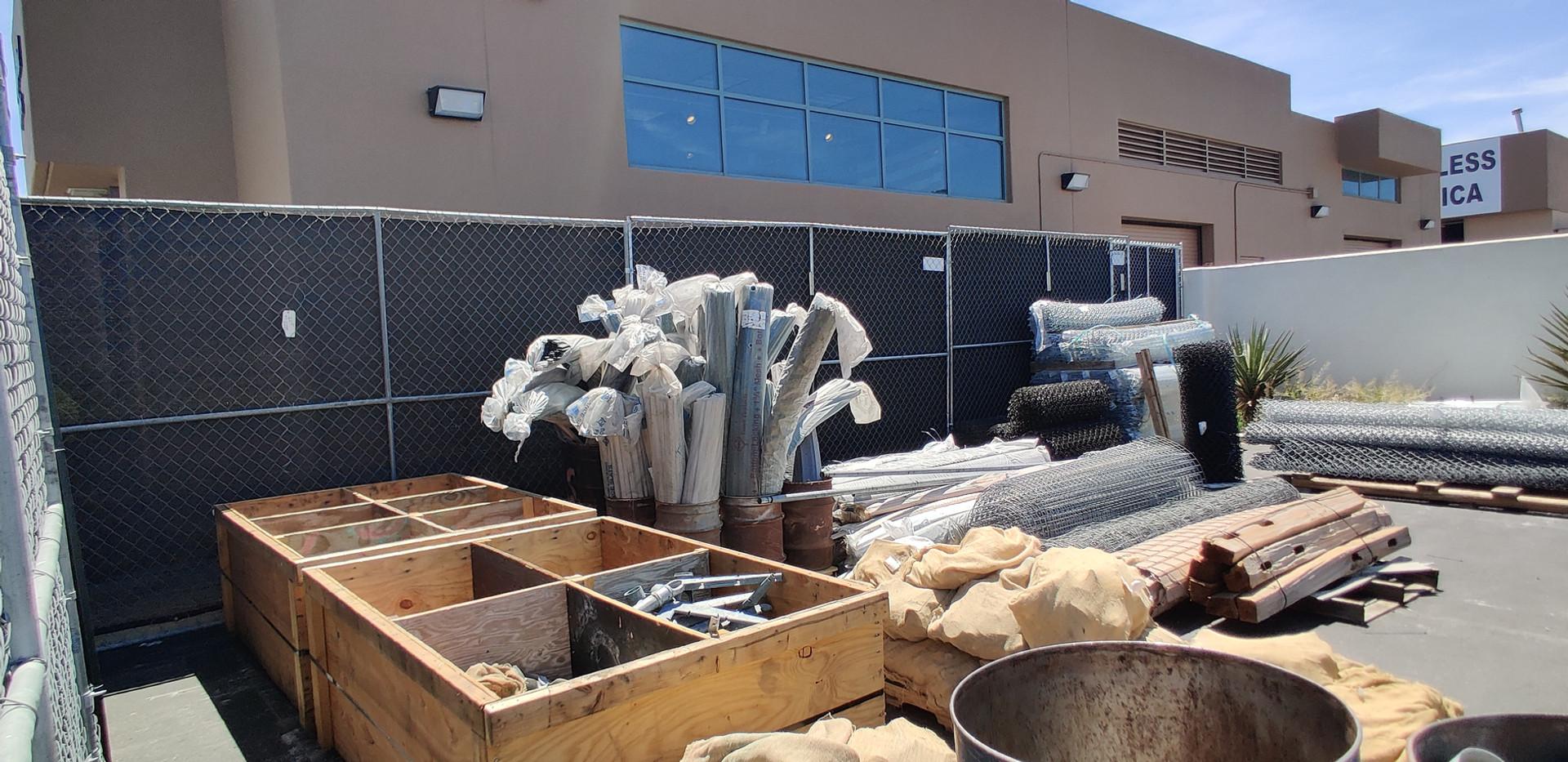 Material Sales - The Tiberti Fence Company - Las Vegas, Nevada