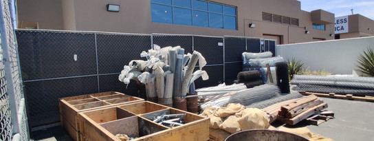 Material Sales - The Tiberti Fence Company - Las Vegas, Nevada