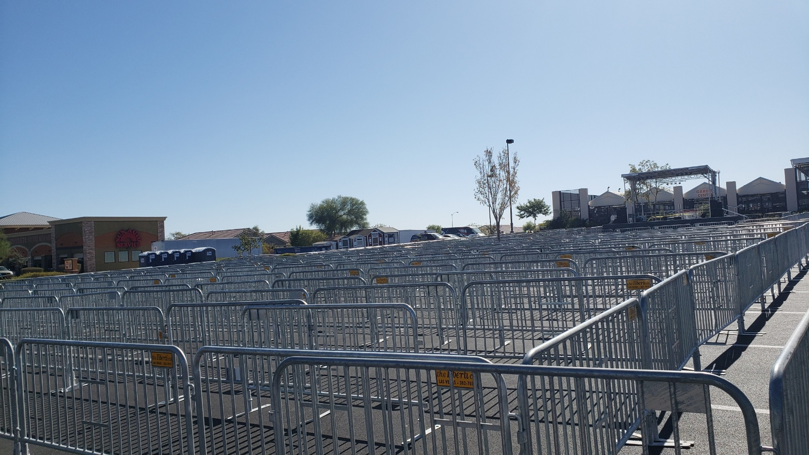 NLVPD Safe Halloween 2019 - The Tiberti Fence Company - Las Vegas, Nevada