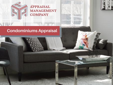 We offer Condominiums Appraisal!