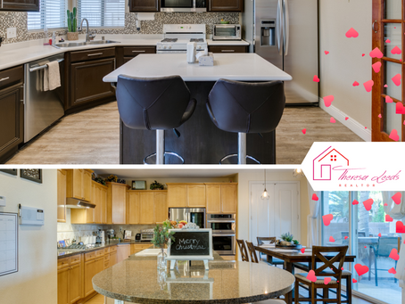 Squared Kitchen Island or Rounded Kitchen Island?