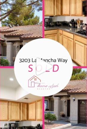 SOLD! 3203 LA Mancha Way, Henderson!