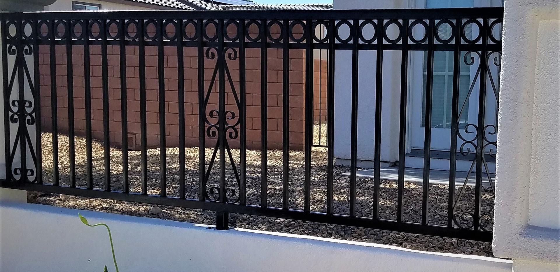 Residential - The Tiberti Fence Company - Las Vegas, Nevada