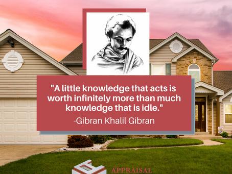 Quote by Gibran Khalil Gibran!