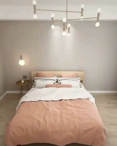 Never underestimate the power of a well-appointed bedroom.